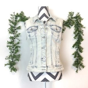 Guess | Los Angeles Jean Vest